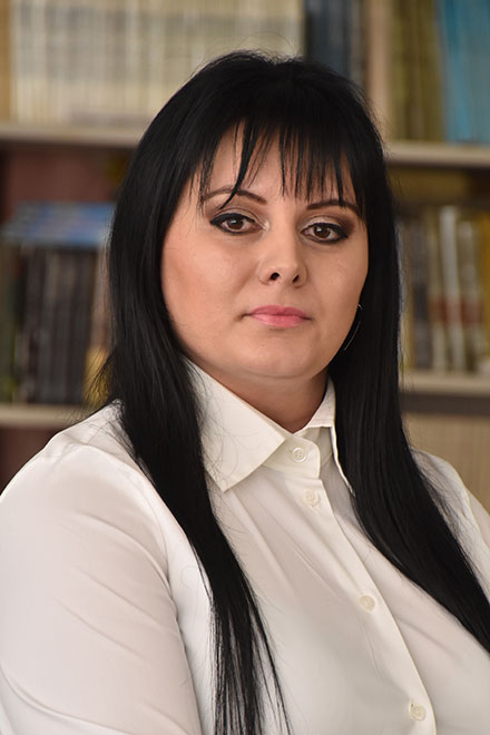 Кристина Стојанова